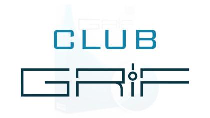 Présentations du club GRIF 2019 disponibles